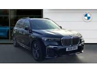 2019 BMW X7 xDrive M50d 5dr Step Auto Diesel Estate Estate Diesel Automatic
