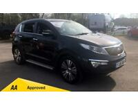 2015 Kia Sportage 1.7 CRDi ISG 3 W. Sat Nav and Manual Diesel Estate