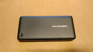 RAVPower portable Charger 26800mah! Brand new in box
