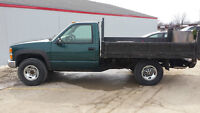 1997 Chevrolet Other Flatbed Pickup Truck