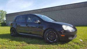 2007 Volkswagen Rabbit/Golf Sportline Awesome car $4800 nego!