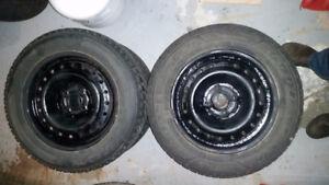 Winter Tires 185/65R15