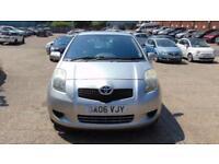 2006 Toyota Yaris 1.3 T3 Multimode 5dr