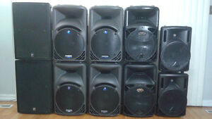 PLUG-IN and PLAY RENTAL  - BE YOUR OWN DJ - SPECIAL $200. Kitchener / Waterloo Kitchener Area image 6