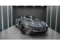 2016 Tesla Model S P100D, Ludicrous +, Panoramic Sunroof Auto Hatchback Electric