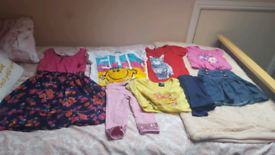 Girls 4-5 years summer bundle