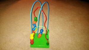 Bead Maze Educational Toy