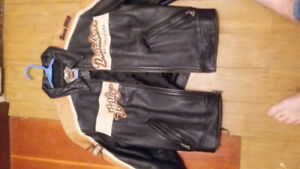 His and hers Harley Davidson jackets. Never worn.