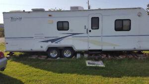 2005 30 ft terry dakota travel trailer