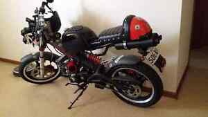 Selling Sachs highly modified scooter with spare new race engine. Adelaide CBD Adelaide City Preview