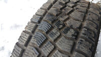 275/65R18 Winter Tires X 4  NEW CONDITION