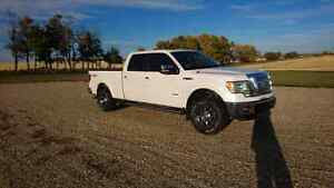 2012 Ford F-150 Ecoboost Lariat 4x4