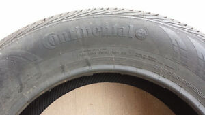 205/65R16 CONTINENTAL ALL SEASON 1 TIRE ONLY! London Ontario image 3