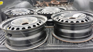 15 inch Ford brand rims With Ford sensors 15x6j