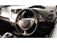 2015 Nissan Leaf Tekna 5dr Auto Automatic Electric Hatchback
