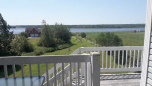 2 bdrm waterfront country home