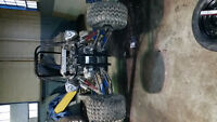 750cc mini sand rail buggy (you finish)