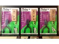 Ukulele Hangers x 3