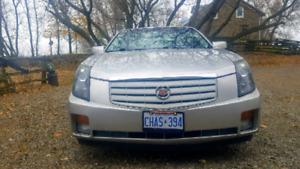 Low mileage 2007 Cadillac CTS Premium