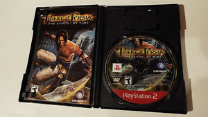 3 COMPLETE PRINCE OF PERSIA PS2 GAMES London Ontario image 3