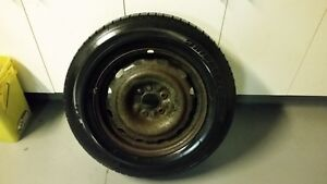 NEW - P21565R16 Bridgestone Turanza on Dodge/Chrysler 5 bolt rim