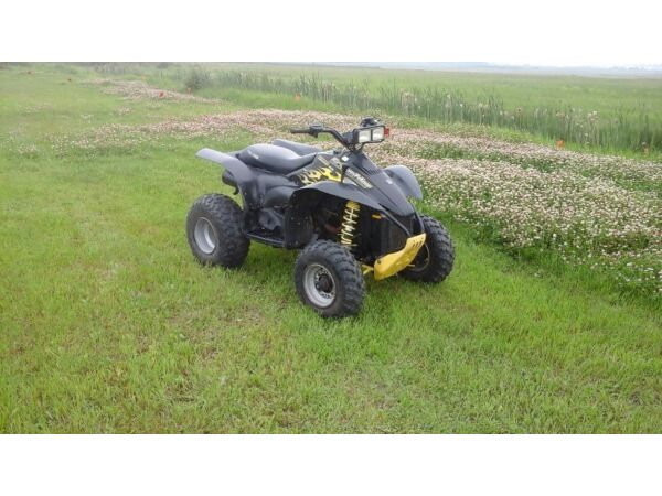 Used 2006 Polaris Scrambler 500HO