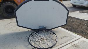 Huffy Basketball Backboard and Rim Combo