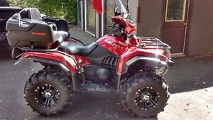 MINT.. 2004 Yamaha 660 Grizzly Limited