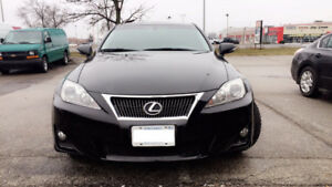 CERTIFIED! READY TO GO & PRICE DROP 2013 Lexus IS250 Sedan AWD