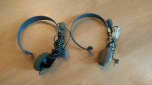 Xbox360 Wired Headsets