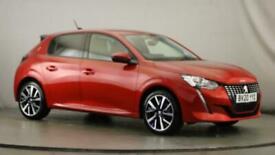 image for 2020 Peugeot 208 1.2 PureTech Allure EAT (s/s) 5dr Auto Hatchback Petrol Automat