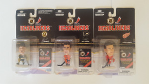 NHLPA and NHL Headliners 1996,1997 and 1998/1999