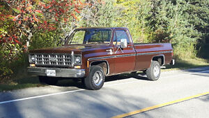 1977 chevy c10 great shape