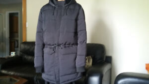 STORM MOUNTAIN QUILTED PARKA WINTER COTE/ JACKET