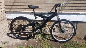 SUPERCYCLE HOOLIGAN mountion bike 26 inch wheels 2.125 tires and
