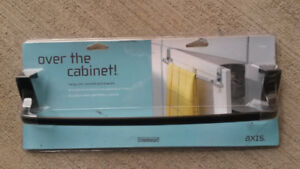 Towel Rack, Dish Towel Rack by Axis - new in package