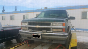 1997 chevy 1500 ext cab 4x4