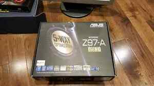 *BRAND NEW* ASUS Z97-A USB 3.1