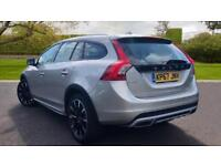 2017 Volvo V60 D4 Cross Country Lux Nav AWD A Automatic Diesel Estate