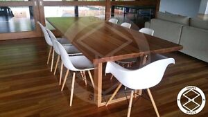 Solid Timber Dining Table Alderley Brisbane North West Preview