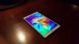SAMSUNG GALAXY TAB S,8.4 POUCES, 16GB (CONDITION A-1)