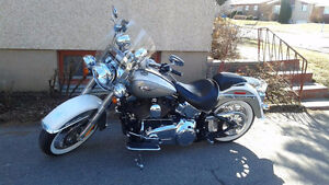 Harley Softail Deluxe à vendre
