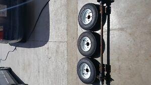 (4 Bolt) Utility Trailer Tires