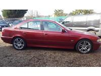 2001 BMW 5 SERIES 525d SE 4dr