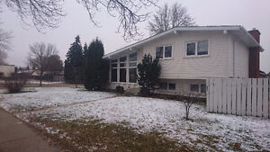 Rooms for rent in St.Albert home