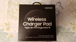 New Samsung Wireless Charger Pad