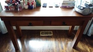 WRITING DESK / CONSOLE TABLE