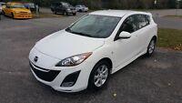 2010 Mazda3 Sport 2.5 S LOW KM!! * EASY FINANCING * SALE!! $8995