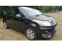 2009 CITROEN C3 PICASSO 1.6HDi VTR PLUS+ DIESEL £30 TAX 5DR 2 OWNERS 7 SEVICES