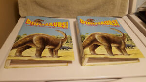 Dinosaurs - 3 Albums Of 39 Issues - Extra Album - 3D Glasses